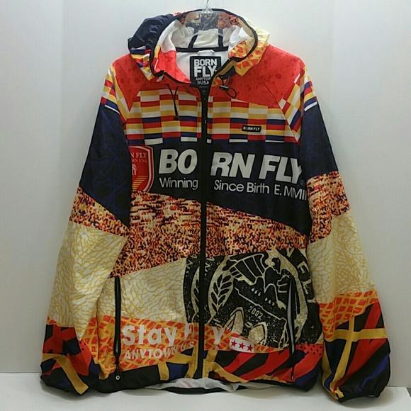 Born Fly Jackets Coats Mens Jacket Poshmark